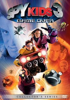 Spy Kids 3 Game Over DVD, 2011