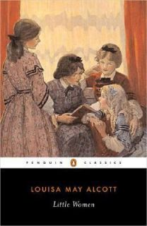 Little Women by Louisa May Alcott 1989, Paperback