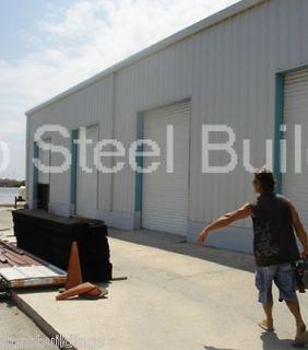 Duro Steel 40x60x16 Metal Building Factory Marina Welding Workshop