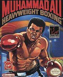 Muhammad Ali Heavyweight Boxing Nintendo Game Boy, 1993