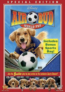 Air Bud 3 World Pup DVD, 2010, WS Special Edition
