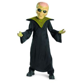 Deluxe Costume Alien Movie Child Medium 7 8 Paul School Play Event