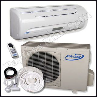 Mini Split Air Conditioner Heat Pump Air Con 9,000 btu AC Unit