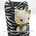 XL Hellokitty Face Bling Rhinestone RING Adjustable