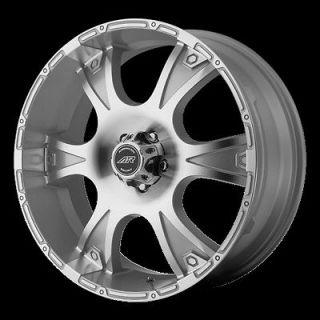 20 Inch Wheels Rims Silver Chevy Colorado Avalanche Hummer H3 GMC