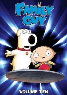 family guy volume 10 in DVDs & Blu ray Discs