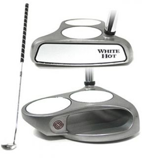 Odyssey White Hot 2 Ball Mid Putter Golf Club