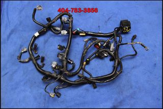 96 97 FORD MUSTANG SVT COBRA 4.6 DOHC ENGINE / INJECTOR WIRING HARNESS