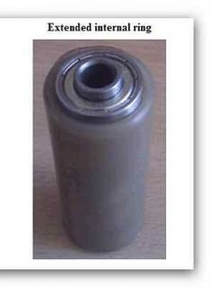 PAIRS, AB CIRCLE PRO REPLACEMENT (4) ROLLER ROLLERS, WHEELS BEARINGS
