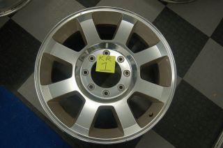Factory Ford 20 KING RANCH 8 spoke F250 F350 OEM Wheel Rim Superduty