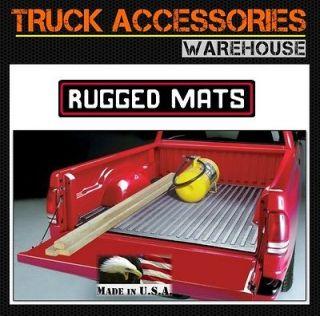 Rugged Liner Truck Bed Mat 1999 2006 Chevrolet Silverado / GMC Sierra