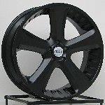 Black Wheels Rims Chevy Silverado Truck 1500 Tahoe GMC Sierra Yukon