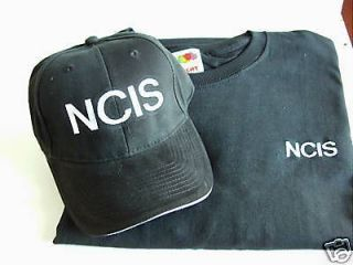 onto Black Cap & Black T Shirt size S 35/37 inch chest, New