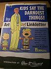 VINTAGE GYM DANDY KIDS SURREY ART LINKLETTER EDITION NICE RIDE ALL