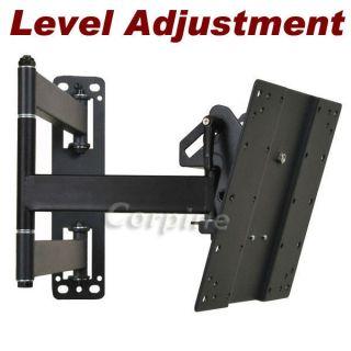 New LCD LED Plasma Tilt Swivel TV Wall Mount 22 24 26 27 32 37 40 42