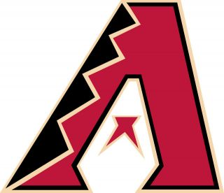 ARIZONA DIAMONDBACKS Logo * Window WALL STICKER * Vinyl Car Decal