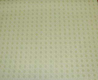 BRUNSCHWIG & FILS MONTERY WALLPAPER  $30 PER DOUBLE ROLL