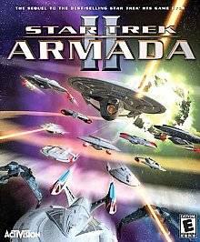 Star Trek Armada II PC, 2001