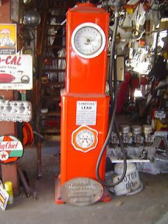gas pump i collect 247 vintage gas pumps atlantic old gas pumps