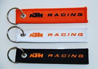 KTM Key Chain motorcycle atv dirt bike exc mxc 450 520 530 500