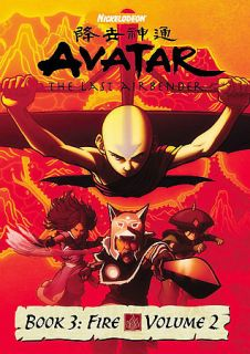 Avatar The Last Airbender   Book 3 Fire Volume 2 DVD, 2008