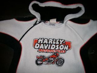 Harley Davidson Baby Clothing Lot