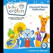 Baby Einstein Classical Music Collection by Baby Einstein Music Box
