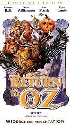 Return to Oz VHS, 1997