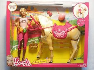 barbie doll horse in Barbie Dolls