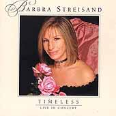 Timeless Live in Concert by Barbra Streisand CD, Sep 2000, 2 Discs