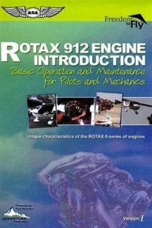 rotax 912 engine in Engines