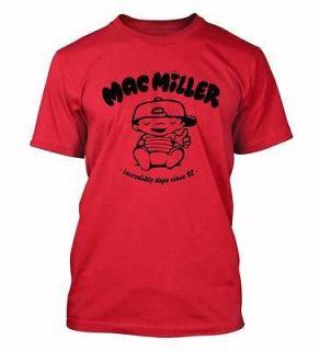 Mac Miller shirts Incredibly dope since 82 T shirt ymcmb hip hop fan