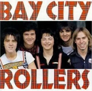 New Bay City Rollers Womens S M L XL 2XL T Shirts