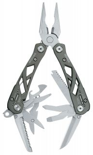 Gerber Bear Grylls Suspension Butterfly Opening Plier Multitool w