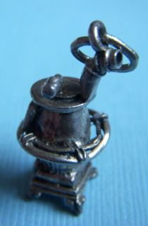 Vintage Beau pot belly stove sterling charm