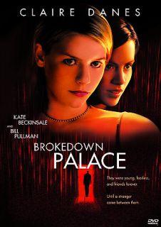 Brokedown Palace DVD, 2006, Widescreen Sensormatic