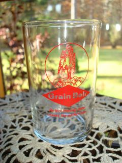 Vintage GRAIN BELT Small Beer GLASS