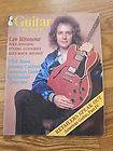 Guitar Player Oct 2010 Tony Iommi Lee Ritenour Combine shipping