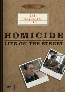 Homicide Life on the Street   The Complete Series DVD, 2009, 35 Disc