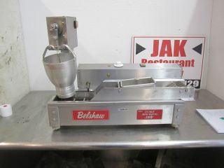 Belshaw Mini Donut Robot DMMGP 110 Automatic Fryer Mini Matic