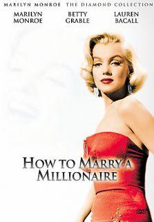 How to Marry a Millionaire DVD, 2004, Marilyn Monroe Diamond
