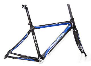 MERCKX LXM FULL CARBON ROAD BIKE FRAME SET MONOCOQUE Small BICYCLE