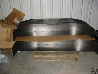 fenders, horse, BOAT TRAILER BODY PARTS FOR DUAL AXLE TRAILERS