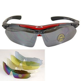 2012 New UV400 Cycling Bike Bicycle Sports Goggles Sun Glasses +5
