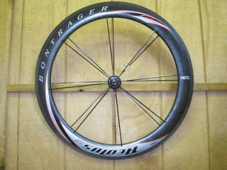 Bontrager Aeolus 6.5 Carbon Tubular Front Road Bike Wheel