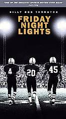Friday Night Lights VHS, 2005