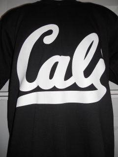 CALI T SHIRT CALIFORNIA, WEST COAST, SO CAL, NOR CAL T SHIRT
