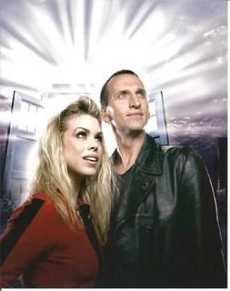Dr. Who Billie Piper as Rose Tyler Christopher Eccleston as Dr. Who 8