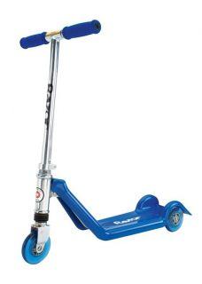 Razor Jr. Lil Kick Beginner 3 Wheel Kids Scooter   Blue  13014940