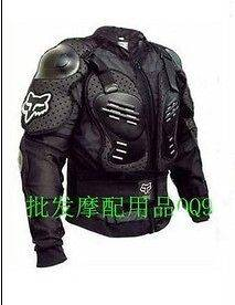 Bike Gear Motorcycle Body Armor Jacket Chest Shoulder Protection M L